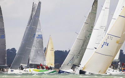 Cowes Week Racing