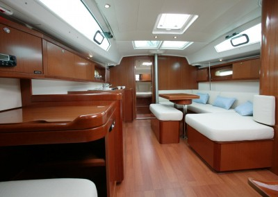 Night Owl, Oceanis 40