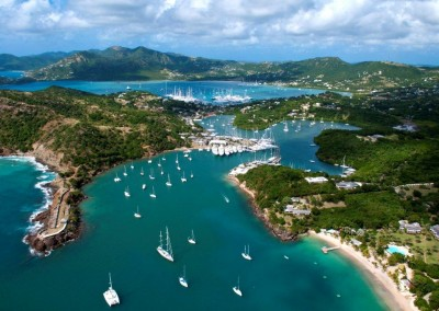English-harbour-Antigua-Sailing-Week